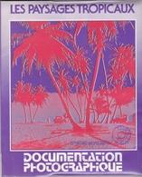 La Documentation Photographique (12 Diapositives) Les Paysages Tropicaux - Dias