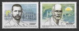 Vietnam (2013)  - Set -  /  Joint With France - Gemeinschaftsausgaben