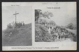 """TOULOUSE - Colonies Catholiques De Vacances """" La Vie Intense """" - Toulouse"""