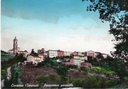 Canzano (TE) - Panorama Parziale - - Teramo