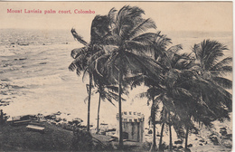 COLONBO - Mount Lavinia Palm Court - Sri Lanka (Ceylon)