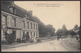 CHATEAUNEUF EN THYMERAIS - Rue De Dreux - Hôtel De L'Ecritoire - Châteauneuf
