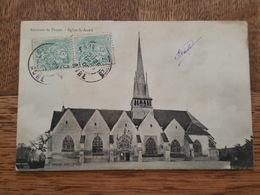 Environs De Troyes - Eglise De Saint André Les Vergers - DA - Autres Communes