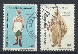 °°° TUNISIA - Y&T N°1148/49 - 1990 °°° - Tunisia (1956-...)