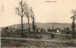 CPA - GUMENIL (88) - Aspect Du Bourg En 1919 - Autres Communes