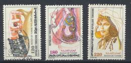 °°° TUNISIA - Y&T N°1168/70 - 1991 °°° - Tunisia (1956-...)