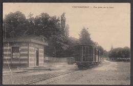 CHATEAUNEUF EN THYMERAIS - Vue Prise De La Gare - Châteauneuf