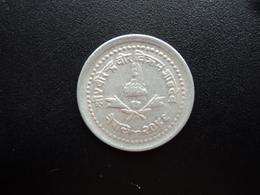 NÉPAL : 25 PAISA   2046 (1989)   KM 1015.1    TTB - Nepal
