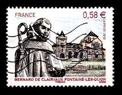 FRANCE 2013  Mi.nr: 5680 Todestag Des Hl.Bernhard Von Clairvaux  Oblitérés-Used-Gestempeld - France