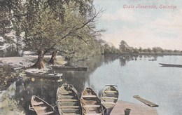 SWINDON - COATE RESERVOIR - England