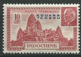Kouang Tcheou   - -  Yvert N°   138 ** -  Aab16609 - Unused Stamps