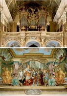 Stifts- Und Pfarrkirche St. Veit - Pöllau, Steiermark - Orgel Und Wandbild (4012) - Pöllau