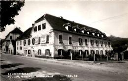 Sommerfrische Pöllau, Gasthof Schreiner (142-39) * Juni 1961 - Pöllau