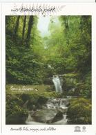 Mount Kinabalu, 4095 M. Unesco World Heritage. Sabah. Kimantis Falls , Carte Postale Neuve, Non Circulée - Malaysia