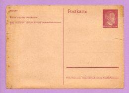 Storia Postale -  Franchigia Tedesca Non Spedita (SP6) - 1900-44 Victor Emmanuel III