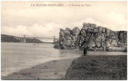 56 LA ROCHE-BERNARD - L'entrée Du Port - La Roche-Bernard