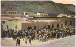 ADEN - Steamer Point - Market Street - Yémen