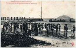 Pénitencier Des ILES De POULO-CONDORE - Débarquement Des Marchandises Arrivées Par Le Courrier - Vietnam