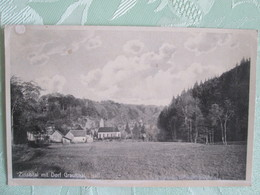 Zinseltal Mit Dorf Graufthal - France