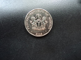 NIGÉRIA : 50 KOBO   2006   KM 13.3   Non Circulé - Nigeria
