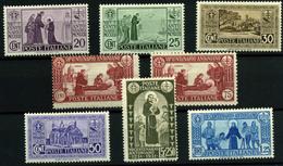 2949-Italia Nº 273/9 - 1900-44 Victor Emmanuel III