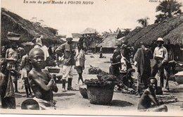 84Vn  Dahomey Porto Novo Un Coin Du Petit Marché - Dahomey