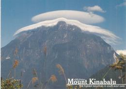 Mount Kinabalu, 4095 M. Sabah. The Highest Mountain In South-East Asia,, Carte Postale Neuve, Non Circulée - Alpinismo