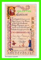 ADVERTISING, PUBLICITÉ - LE PARCHEMIN DU ROY  DE QUÉBEC - LA BOUTIQUE DE L'ÉCRITURE DE MYRIAM CHESSEBOEUF - - Publicité