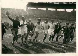 060618 - PHOTO DE PRESSE 1938 SPORT FOOT Coupe De France Parc Des Princes équipe De Marseille - Soccer