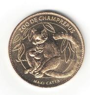 Medaille Arthus Bertrand 50.Champrépus - Zoo Maki Catta 2010 - Arthus Bertrand