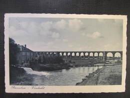 AK BUNZLAU Viadukt Boleslawiec 1943 ///  D*32280 - Schlesien