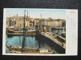 AK STETTIN Baumbrücke 1899  ///  D*32283 - Pommern