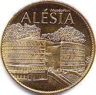 21 ALISE SAINTE REINE ÉLÉSIA MÉDAILLE ARTHUS BERTRAND 2012 JETON MEDALS TOKEN COINS - 2012