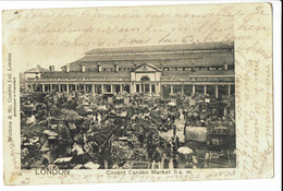 CPA - Carte Postale - Royaume Uni London - Covert Garden Market - 1903  S305 - London