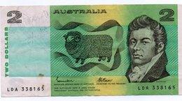 AUSTRALIA 2 DOLLARS 1985 P-43 - Decimal Government Issues 1966-...