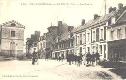 Bacqueville En Caux - La Poste - France