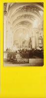 SUCRE Carte Photo Interior Catedral Bolivie - Bolivia