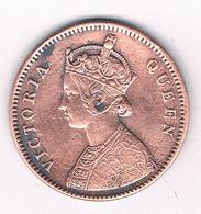 ONE QUARTER ANNA 1862 INDIA/3119G/ - India