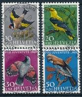 1969 - 228-231 / 914-917 Serie Mit ET-Vollstempel & Gummi - Used Stamps