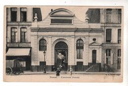 Nr. 6133, Feldpost,  Douai - Guerre 1914-18