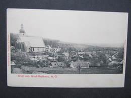 AK GROSSRUSSBACH Gross Russbach B. Korneuburg 1900//  D*32319 - Korneuburg