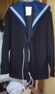 Royal NAVY Sailor's Black Jacket - Uniformes