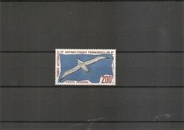 Albatros ( PA 4 XXX -MNH- Des TAAF) - Albatrosse & Sturmvögel
