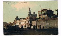 ES-2066   CARTAGENA : Ayuntamiento Y Gabierno Militair - Murcia