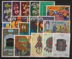 Algérie - Année Complète 1978 - N°Yv. 679 à 695 - Neuf Luxe ** / MNH / Postfrisch - Algeria (1962-...)