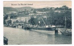 ES-2067   BILBAO : La Ria Del Arenal - Vizcaya (Bilbao)
