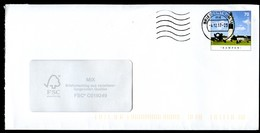 LIGHTHOUSE KAMPEN Germany Postal Stationery Envelope USo440BI - Leuchttürme