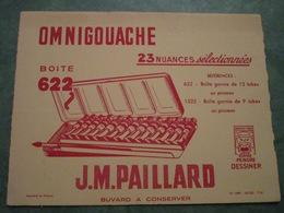 OMNIGOUACHE - 23 Nuances Sélectionnées - J.M. PAILLARD - Stationeries (flat Articles)