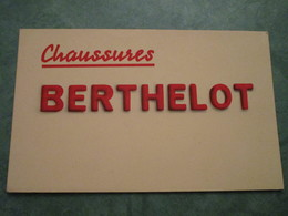 Chaussures BERTHELOT - Shoes
