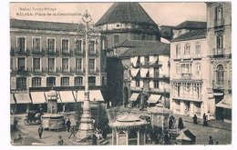 ES-2078    MALAGA : Plaza De La Constitueton - Málaga